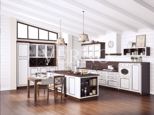 Модель кухни Шале