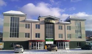 Торговый комплекс ТАНДЕМ - МИАСС